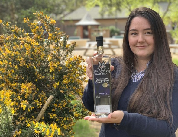 Kelling Heath launches exclusive gin with Norfolk distiller Black Shuck