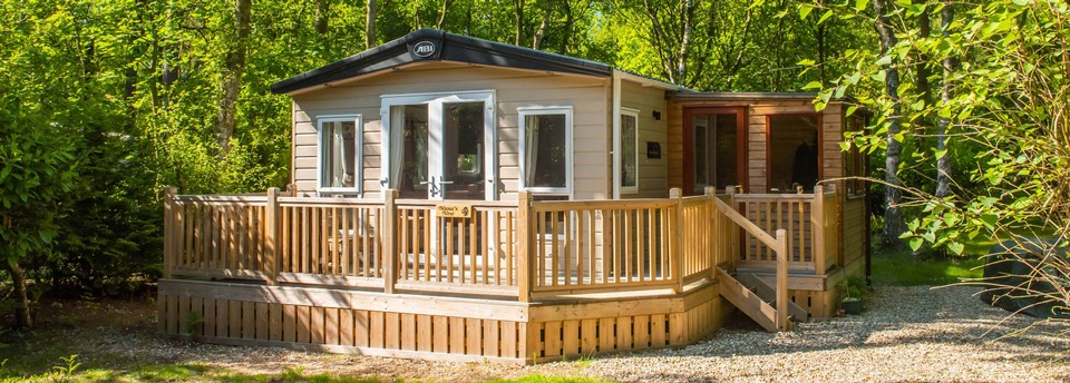 Lodges for sale amidst woodland or rare Heathland! - visit and view the show lodges