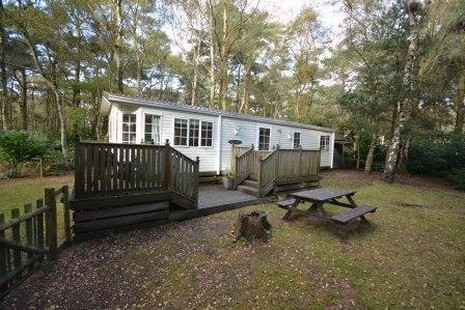 Innovative Kelling Heath Holiday Park Holt Norfolk East England NR25 7HW