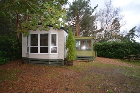 Original Kelling Heath Holiday Park Pet Friendly Static Caravan Hire 350